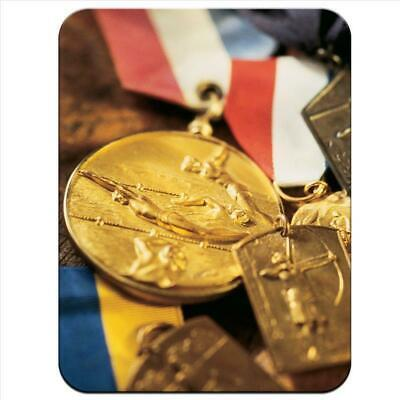 £4.99 • Buy Gold Medals, Honours & Awards Thick Rubber Mouse Mat