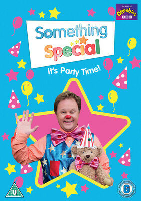 Something Special: It's Party Time DVD (2016) Justin Fletcher Cert U ***NEW*** • 5.65£