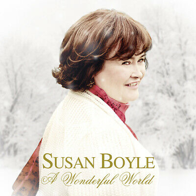 Susan Boyle : A Wonderful World CD (2016) Highly Rated EBay Seller Great Prices • 2.66£