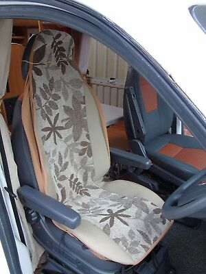 To Fit Mercedes Motorhome, Seat Covers, Sample 9 • 79.99£