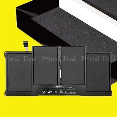 $98.88 • Buy New A1405 Battery For A Pple Mac Book Air 13  A1369 Mid 2011 & A1466 2012 A1496