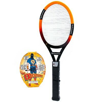 £15.99 • Buy Bug Zapper Racket Electric Fly Swatter Mosquito Wasp Killer The Executioner™