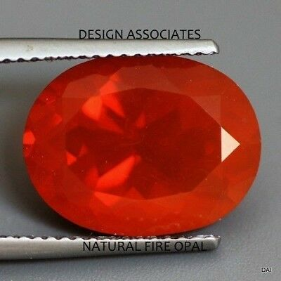 £6.03 • Buy MEXICAN FIRE OPAL 7 X 5 MM OVAL CUT ALL NATURAL BEAUTIFUL COLOR