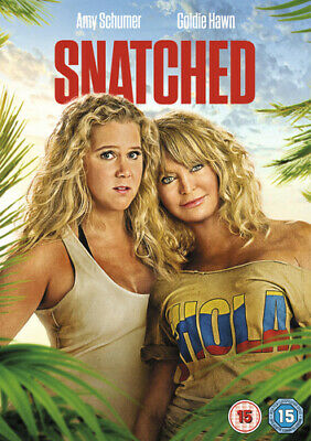 £2 • Buy Snatched DVD (2017) Amy Schumer, Levine (DIR) Cert 15 FREE Shipping, Save £s