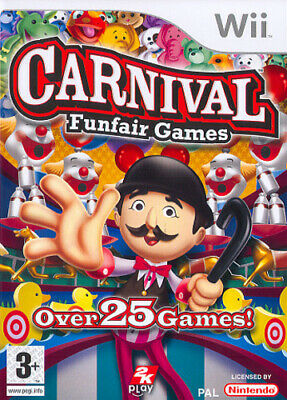 £3.49 • Buy Carnival Funfair Games (Wii) PEGI 3+ Various Incredible Value And Free Shipping!