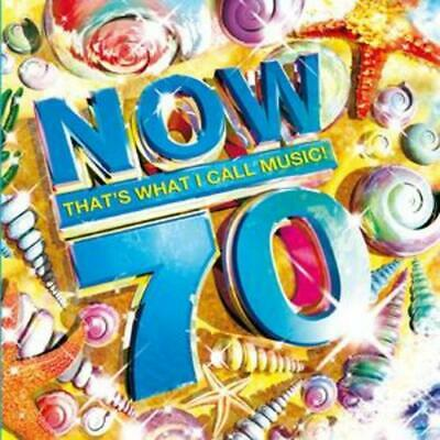 £2.12 • Buy Various Artists : Now That's What I Call Music! 70 CD 2 Discs (2008) Great Value
