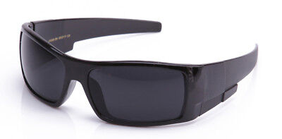 d2b1403a3152 Men Dark Lens Gangster Black Og Sunglasses Locs Biker • 7.95