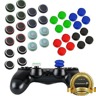 $5.99 • Buy 4x Slim Extended Controller Thumb Grip Caps Cover For PS4 PS3 Xbox One 360 Wii U