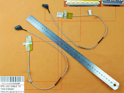 AU18.47 • Buy Asus G75 G75VW G75VX G75VM G75VN LCD LED Video Screen Cable 1422-016A000