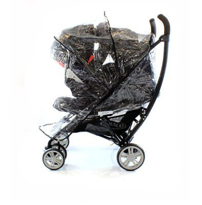 Rain Cover For Graco Mosaic Travel System • 12.95£