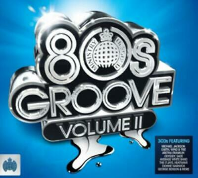 £2.29 • Buy Various Artists : 80s Groove - Volume II CD 3 Discs (2011) Fast And FREE P & P