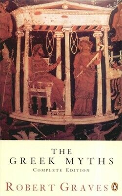 The Greek Myths By Robert Graves (Paperback) Incredible Value And Free Shipping! • 3.69£