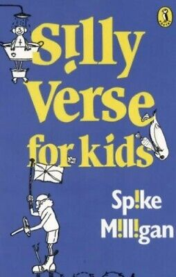 Silly Verse For Kids (Puffin Poetry) By Milligan, Spike 0140303316 The Fast Free • 10.91£