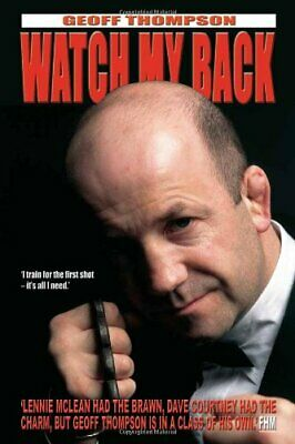 £9.76 • Buy Watch My Back By Geoff Thompson Hardback Book The Fast Free Shipping