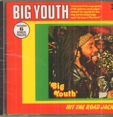 Big Youth(CD Album)Hit The Road Jack-Trojan-CDTRL 137-UK-1995-New • 14.99£
