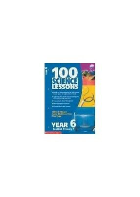 100 Science Lessons For Year 6: Year 6 By Mallinson-Yates, Karen Paperback Book • 7.76£