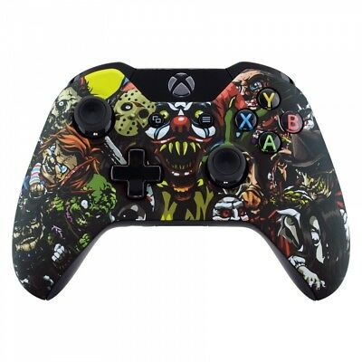$15.89 • Buy Scare Party Faceplate Front Shell Case Cover Repair Kit For Xbox One Controller