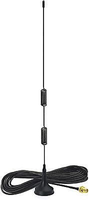 £7.09 • Buy VHF UHF Magnetic Radio Antenna With SMA Connector For CB Radio Walkie Talkie
