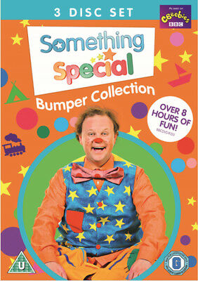 Something Special: Mr Tumble Bumper Collection DVD (2016) Justin Fletcher Cert • 8.22£