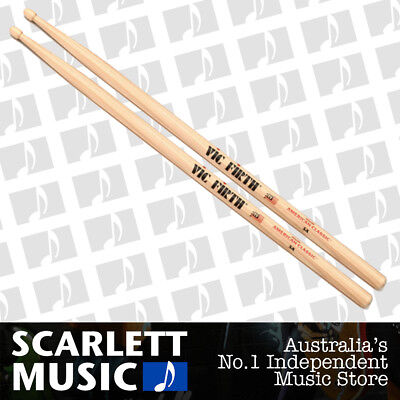 AU23.95 • Buy Vic Firth American Classic 5A Wood Tip Drumsticks ( 5AW 5-A Drum Sticks )