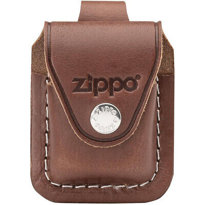 $12.95 • Buy Zippo Lighter Pouch With Loop - Brown