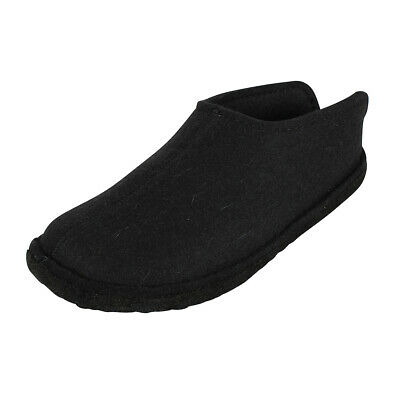 Haflinger Unisex Slippers Shoes Flair Smily Black • 32.78£