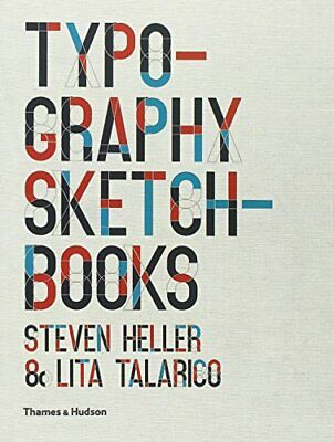 Typography Sketchbooks By Lita Talarico Book The Fast Free Shipping • 20.82£