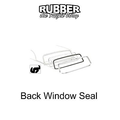 $78.35 • Buy 1957 1958 1959 Ford Retractable Back Window Seal