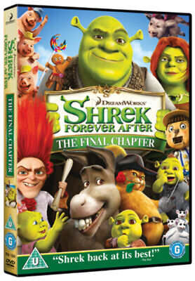 £1.89 • Buy Shrek: Forever After - The Final Chapter DVD (2010) Mike Mitchell Cert U