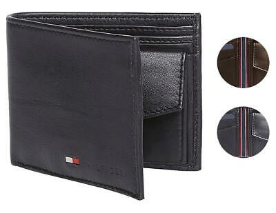 $ CDN32.66 • Buy Tommy Hilfiger Men's Premium Coin Pouch Credit Card ID Wallet & Valet 31TL25X020