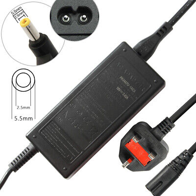 £10.49 • Buy For Asus K52 K52J K52JK K52JR K52F K52JB K52JC Laptop Charger Adapter PA-1650-02