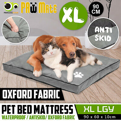 AU29.90 • Buy Pet Bed Mattress Dog Cat Pad Mat Summer Cushion Pillow Soft Washable Canvas XL