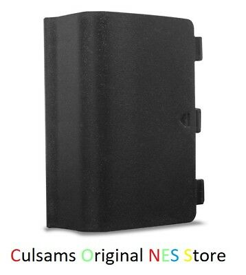 $4.79 • Buy Microsoft Xbox One Controller Battery Cover Door Replacement Part (Black)