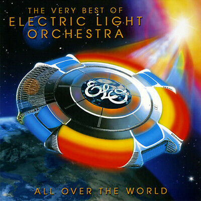 Electric Light Orchestra : All Over The World: The Very Best Of Electric Light • 3£