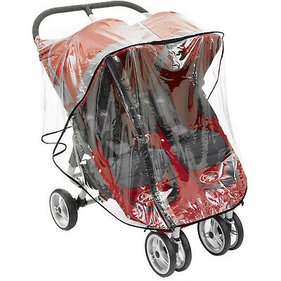 Professional ZIP High Quality Raincover For Britax B-Agile Twin Double Pushchair • 13.95£