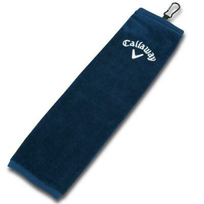 £12.49 • Buy Callaway Golf Tri Fold Towel (21  X 16  Navy)