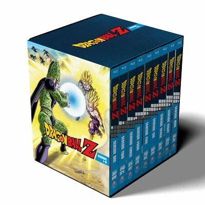AU339.95 • Buy DRAGONBALL DRAGON BALL Z SEASON Series 1 2 3 4 5 6 7 8 9 Blu Ray SET RB 1 - 9