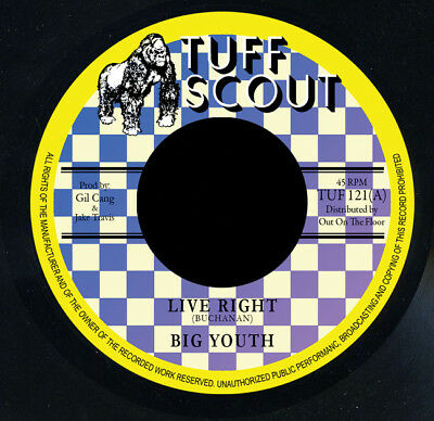 £4.99 • Buy Big Youth - Live Right NEW!!! Tuff Scout 121 7
