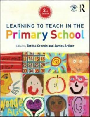 £8.99 • Buy Learning To Teach In The Primary School By Teresa Cremin (Paperback) Great Value