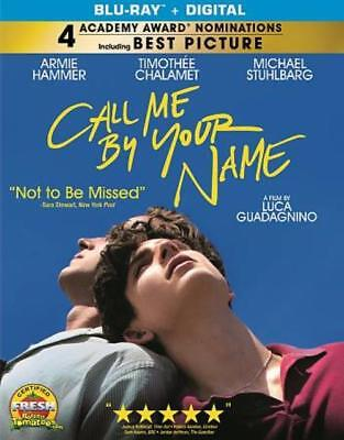 AU10.15 • Buy Call Me By Your Name New Blu-ray Disc