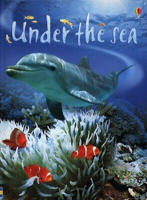 £3.40 • Buy Usborne Beginners : Information For Young Readers.: Under The Sea By Fiona