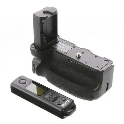 $ CDN153.10 • Buy MEIKE MK-A9 Pro Battery Grip For Sony ILCE-9 A9 A7R III With 2.4G Remote Control