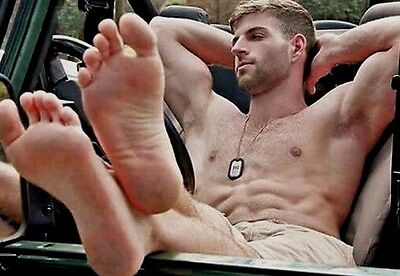 $ CDN3.88 • Buy Shirtless Male Muscular Hairy Chest Amazing Physique Hunk PHOTO 4X6 D910