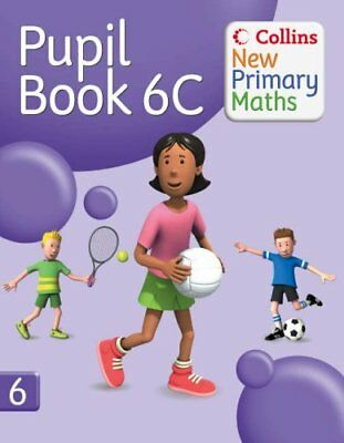 £2.98 • Buy Collins New Primary Maths - Pupil Book 6C,Peter Clarke