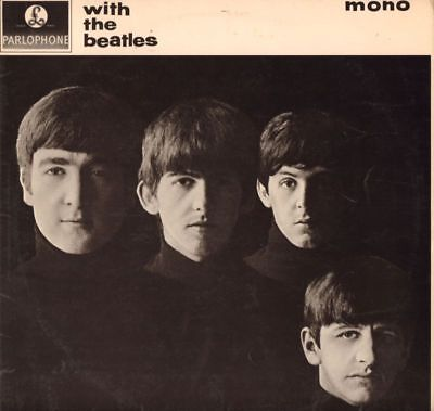 £36.59 • Buy The Beatles(Vinyl LP)With The-Parlophone-PMC 1206-UK-1963-VG+/G