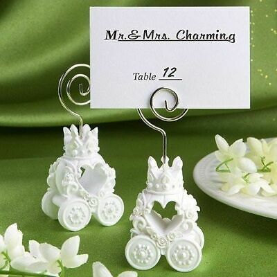 20 Wedding Place Card Holders Royal Fairytale Wedding Favors Place Cards • 22.38£