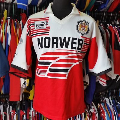 Wigan Warriors 1994 Home League Rugby Shirt Puma Jersey Size Adult L • 59.99£