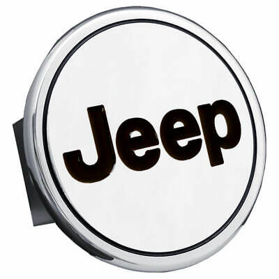 $29.95 • Buy Jeep Name Tow Trailer Hitch Cover Plug