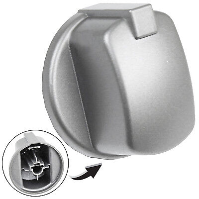 £7.75 • Buy Control Knob For INDESIT Oven Cooker Hob Inox Grill Switch Gauge Silver