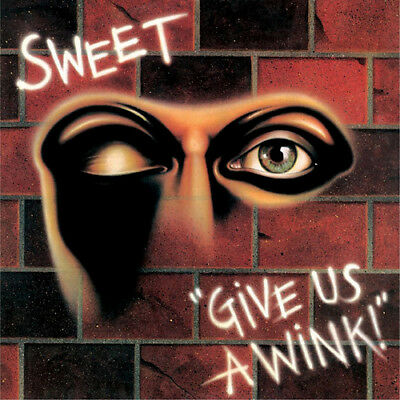 The Sweet : Give Us A Wink CD Extended  Album (2018) ***NEW*** Amazing Value • 6.38£